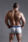Nasty Pig Reverse Fleece Trunk