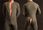 Nasty Pig Union Suit