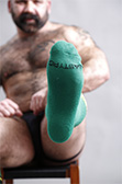 Nasty Pig Systematic Tube Sock