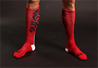 Nasty Pig Slashed Socks