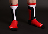 Nasty Pig Third Base Socks