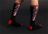Nasty Pig XXX Socks