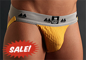 Meyer Original Bike Performance 2 Inch Jockstrap