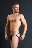 Bike Performance Cotton Swimmer Jockstrap