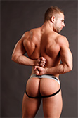 Bike 2 inch Performance Cotton Jockstrap