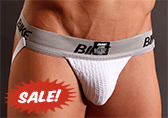 Bike 2 inch Performance Cotton Jockstrap (Imported)