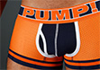 PUMP! Tiger Touchdown Boxer