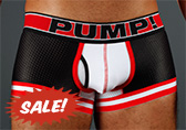 PUMP! Falcon Touchdown Boxer