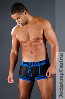 PUMP! Panther Touchdown Boxer