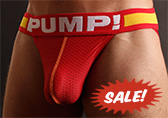 PUMP! Flash Jockstrap