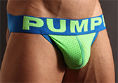 PUMP! Shockwave Jockstrap Detail 1