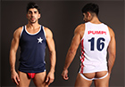 PUMP! Star Tanktop