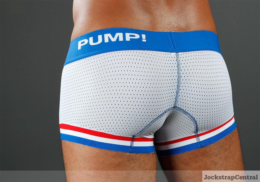 Pump Touchdown Boxer Patriot