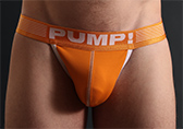 PUMP! Free Fit Creamsicle Jockstrap