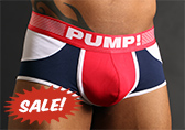 PUMP! Academy Access Trunk (open back)