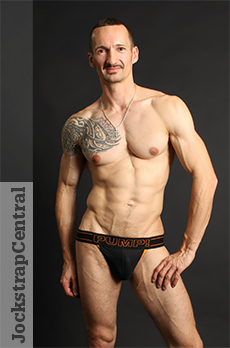 PUMP! Nightlight Jockstrap