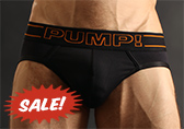 PUMP! Nightlight Brief
