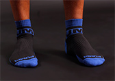 PUMP! All-sport Panther Socks 2-packs Detail 1