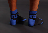PUMP! All-sport Panther Socks 2-packs Detail 2