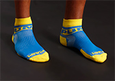PUMP! All-Sport Spring Break Socks 2-packs Detail 1