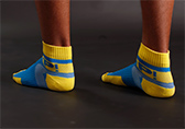 PUMP! All-Sport Spring Break Socks 2-packs Detail 2
