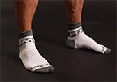 PUMP! All-Sport Grey Socks 2-packs
