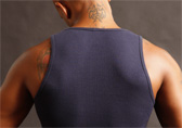 Jockstrap Central Star Ribbed Tank Top Detail 2