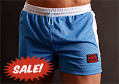 Jack Adams Air Mesh Gym Shorts