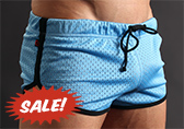 Jack Adams Air Mesh Track Short