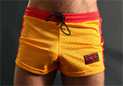 Jack Adams Air Mesh Gym Shorts