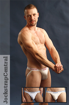 Papi 3 Pack Cotton Jockstrap