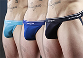 Papi Cotton Stretch Jockstrap 3 Pack Detail 1
