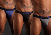 Papi Cotton Stretch Jockstrap 3 Pack