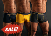 Papi Brazilian Trunks 3-pack