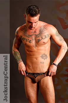 Activeman Lace-up Jockstrap