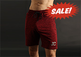 JC Athletic Contact Shorts