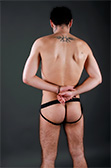 Male Power Brazilian Artigo Mesh Jockstrap