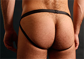 Male Power Extreme Prolong Panel Jock Detail 2