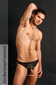Male Power Extreme Prolong Panel Jock