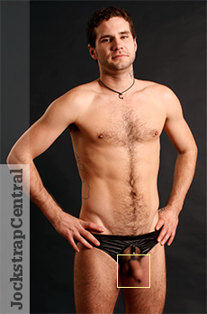 Male Power Extreme Double Ring Jock