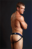 Male Power Honeycomb Mesh Jockstrap