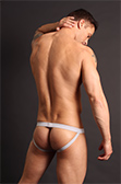 Male Power Torpedo Mesh Jockstrap