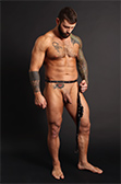 Male Power Oedipus Stud Thong