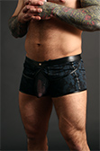 Male Power Male Power Strapped and Bound Strappy Short