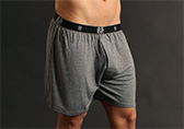 Male Power Bamboo Boxer / Lounge Short