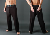 Male Power Bamboo Lounge Pant Detail 1