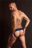 Mr S Leather Sport Jock Brief