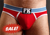 Full Kit Gear Steam Brief (Jock Brief)