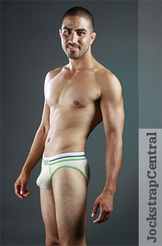 Bargain Baskit Ribbed Jockbrief