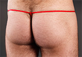 Good Devil Mini Thong Detail 2